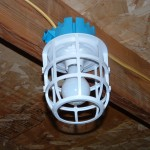 Residential Light Bulb Cage