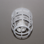 CFL Light Bulb Cage